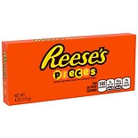Reese's Pieces Peanut Butter Candy in a Crunchy Shell Peanut Butter