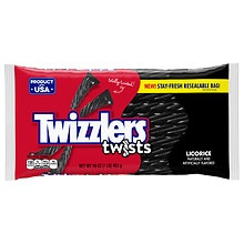 Twizzlers Candy Twists Licorice