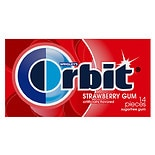Wrigley's Orbit Sugar Free Gum Strawberry Remix