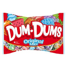Dum Dum Pops Candy, Assorted Flavors