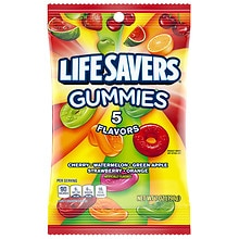 Gummies Candy, 5 Flavors
