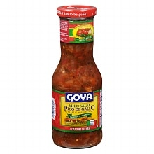 Goya Pico De Gallo Authentic Mexican Salsa Mild