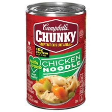 Chunky Healthy Request Soup