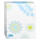 Puffs Non-Lotion Facial Tissue White
