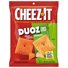 Cheez-It Duoz Baked Snack Crackers