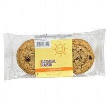 Sunny Smile Cookies Oatmeal Raisin