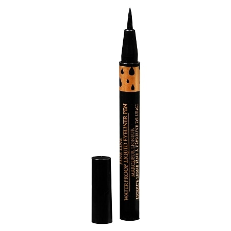 Black Radiance Fine Line Waterproof Liquid Eyeliner Pen Black Velvet