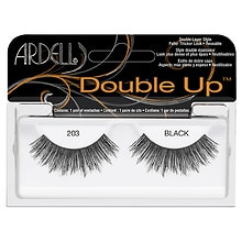 Double Up Lashes Style 203, Black
