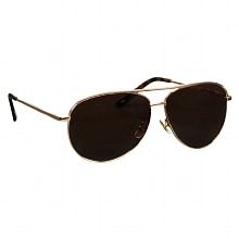 Foster Grant Fashion Metal Sunglasses Scout Gold