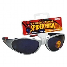 StyleScience Marvel Plastic Sunglasses Spider-man Silver