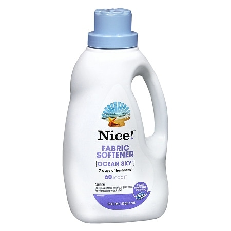 Nice! Fabric Softener Liquid Ocean Sky