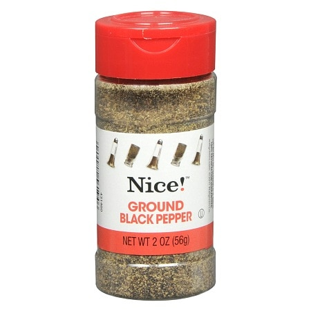 Nice! Ground Black Pepper