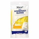 Nice! Latex Household Gloves