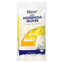 Nice! Latex Household Gloves Medium