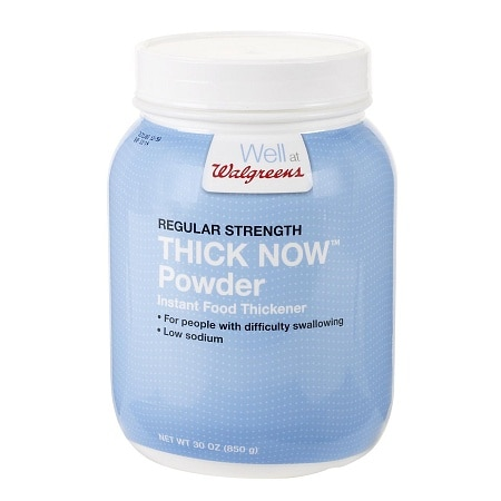 Walgreens Thick Now Instant Food Thickener Powder