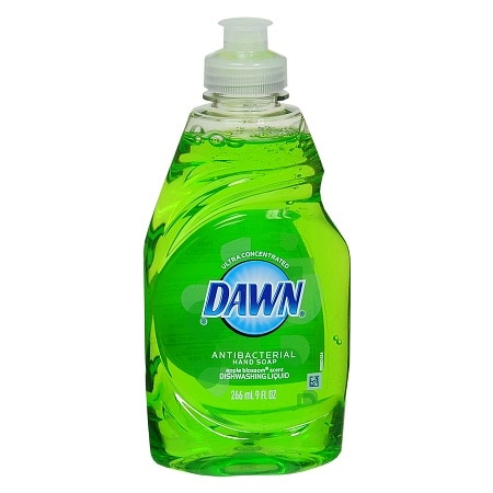 Dawn Ultra Concentrated Antibacterial Hand Soap Liquid Apple Blossom Scent