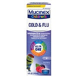 Mucinex Children's Cold, Cough & Sore Throat Liquid Berry