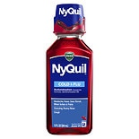 Vicks Nyquil Cold & Flu Relief, Liquid Cherry