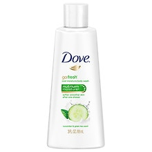 Dove Go Fresh Cool Moisture Body Wash Cucumber & Green Tea Scent