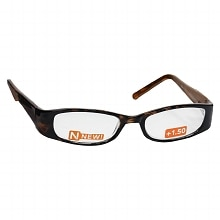 Foster Grant Fashion Readers Plastic Frame Eyeglasses Estelle +1.50 Tortoise Shell