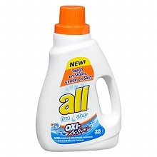 All Free & Clear with Oxi-Active Laundry Detergent Liquid