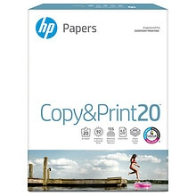 hp copy print paper walgreens