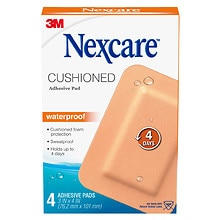 Nexcare Absolute Waterproof Absolute Waterproof Adhesive Pads