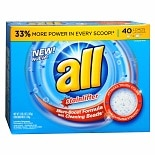 All Stainlifter Laundry Detergent Powder