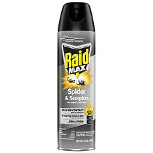 Raid Max Spider & Scorpion Killer Spray