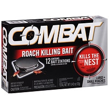 Combat Source Kill Roach Bait Stations