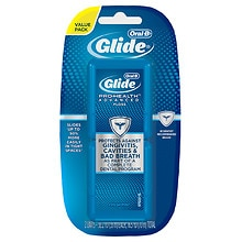 Oral-B Glide Pro-Health Clinical Protection Floss 2 Pack