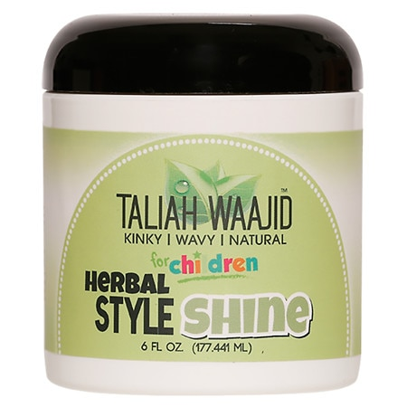 Taliah Waajid Kinky, Wavy, Natural Herbal Style & Shine Cream