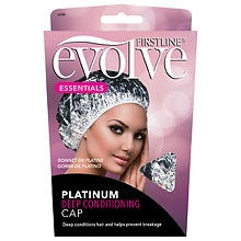 Evolve Conditioning Cap Platinum