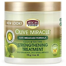 Olive Miracle Anti-Breakage Formula Hair Treatment