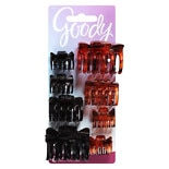 Goody Sharon Claw Clips Black