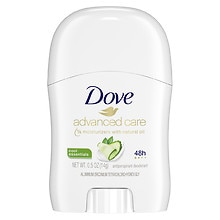 Dove Ultimate Go Fresh Cool Essentials Anti-Perspirant Deodorant Solid Cucumber & Green Tea Scent