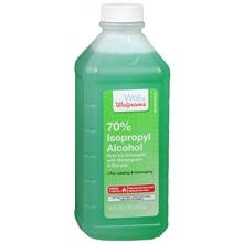 Walgreens Isopropyl Alcohol 70% Wintergreen