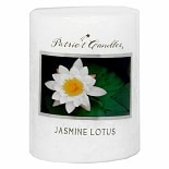 Patriot Candles CandleJasmine Lotus Jasmine Lotus
