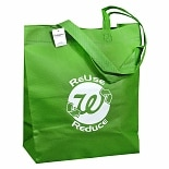 Walgreens Eco-Tote Reusable Tote Assorted Colors