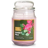 Patriot Candles Jar Candle Sweet Pea