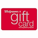 $25 Rechargeable Gift Card