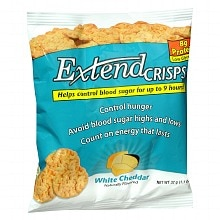 Extend Crisps Snacks White Cheddar
