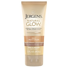 Jergens Natural Glow Daily Moisturizer Lotion Fair to Medium Skin Tones