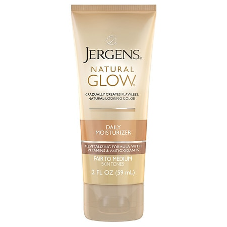 Jergens Natural Glow Daily Moisturizer Lotion