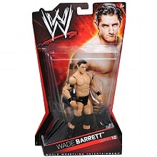 Mattel World Wrestling Entertainment Series 10 Action Figure Assorted Designs