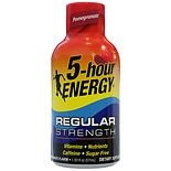 5 Hour Energy Energy Shot Pomegranate