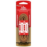 Kiwi Outdoor 72 inch Shoe Laces Yellow/Brown