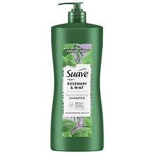 Suave Professionals Invigorating Clean Shampoo Rosemary Mint
