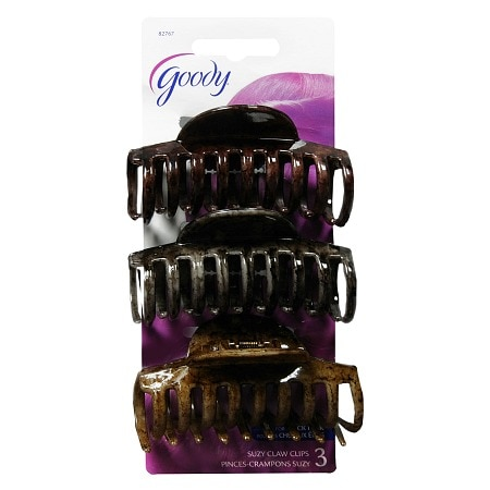 Goody Suzy Claw Clips Assorted