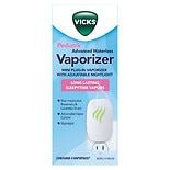 Vicks Advanced Soothing Vapors Mini Waterless Vaporizer with Nightlight Pediatric